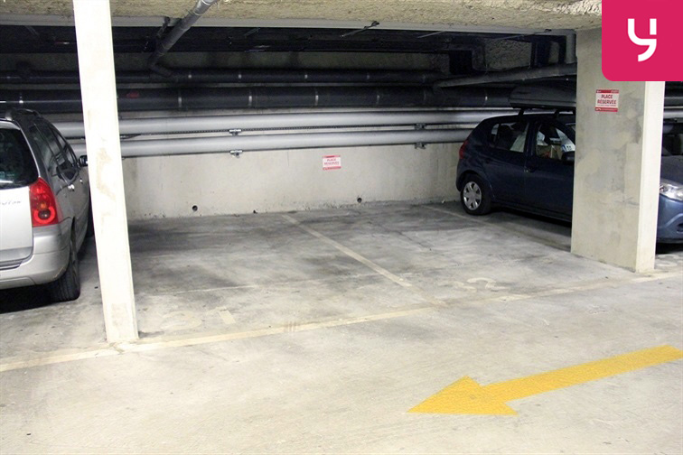Parking Boucicaut gardien
