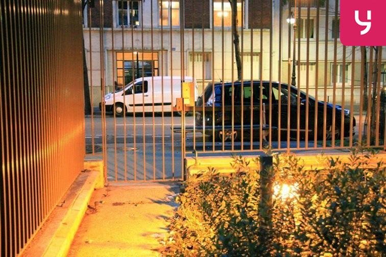 Parking Boucicaut garage
