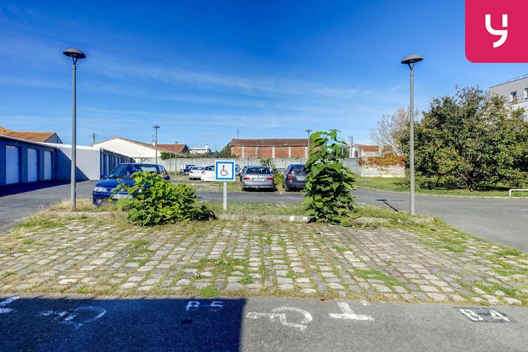 location parking Ariane - Rue des Coteaux - Nice - Extérieur