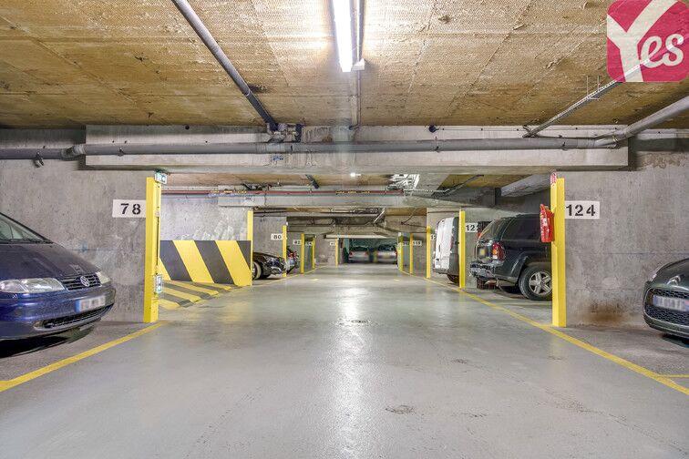Parking Montsouris - Dareau - Alésia gardien