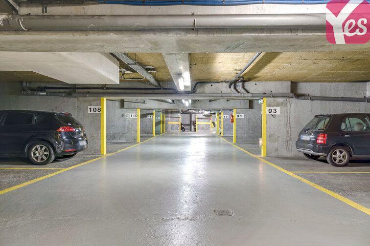 Parking Montsouris - Dareau - Alésia caméra