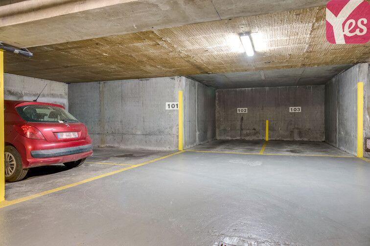 Parking Montsouris - Dareau - Alésia 35 Rue Saint-Gothard