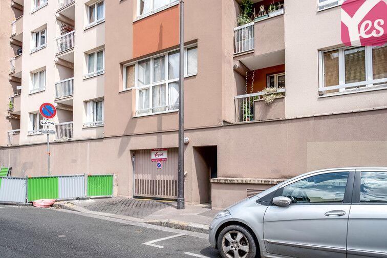 Parking Montsouris - Dareau - Alésia garage