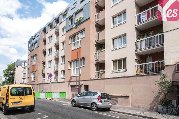 Parking Montsouris - Dareau - Alésia 75014