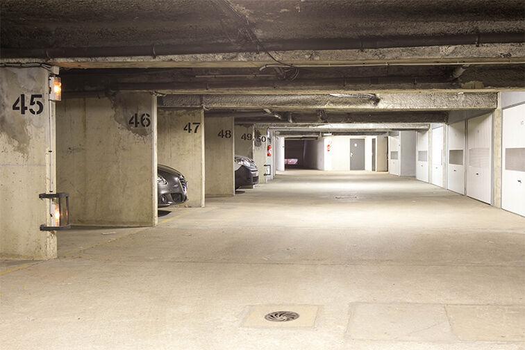 Parking Courcouronnes - Mairie Annexe à louer