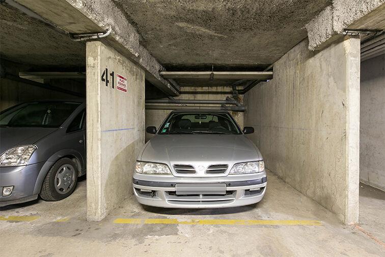 Parking Courcouronnes - Mairie Annexe sécurisé