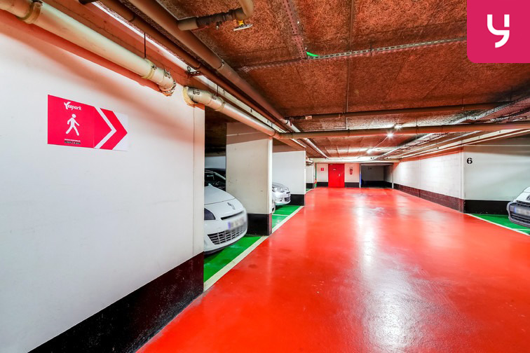 Parking Saint-Mandé - Joffre (place moto) box