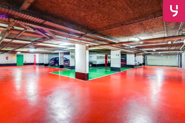 Parking Saint-Mandé - Joffre (place moto) souterrain