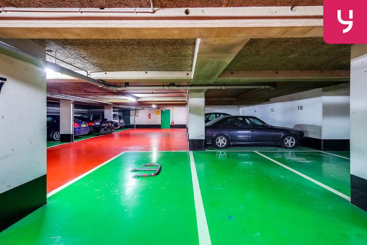 Parking Saint-Mandé - Joffre (place moto) en location