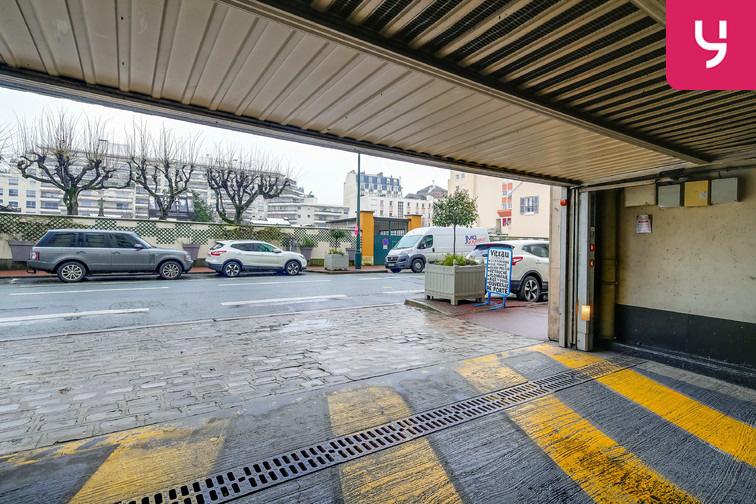Parking Saint-Mandé - Joffre (place moto) location