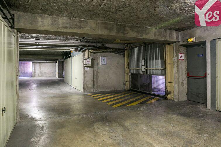 Parking Parc d'Estienne d'Orves - Baumettes - Nice caméra