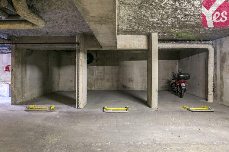 Parking Parc d'Estienne d'Orves - Baumettes - Nice gardien