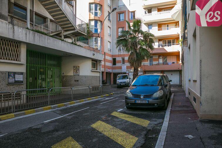 Parking Parc d'Estienne d'Orves - Baumettes - Nice sécurisé