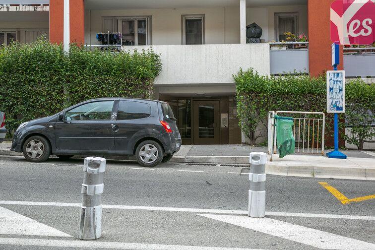 Parking La Madeleine - Hôpital l'Archet 2 - Nice souterrain