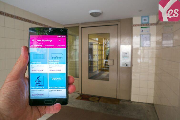 Parking La Madeleine - Hôpital l'Archet 2 - Nice 86 avenue de la Bornala