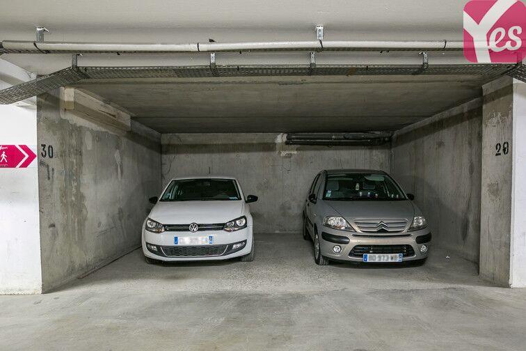 Parking La Madeleine - Hôpital l'Archet 2 - Nice à louer