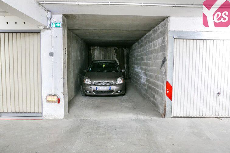 Parking La Madeleine - Hôpital l'Archet 2 - Nice en location