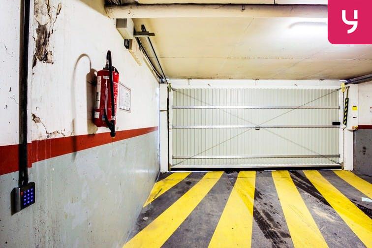 Parking Pasteur - La Francilienne - Villepinte (box) 4 rue Colette