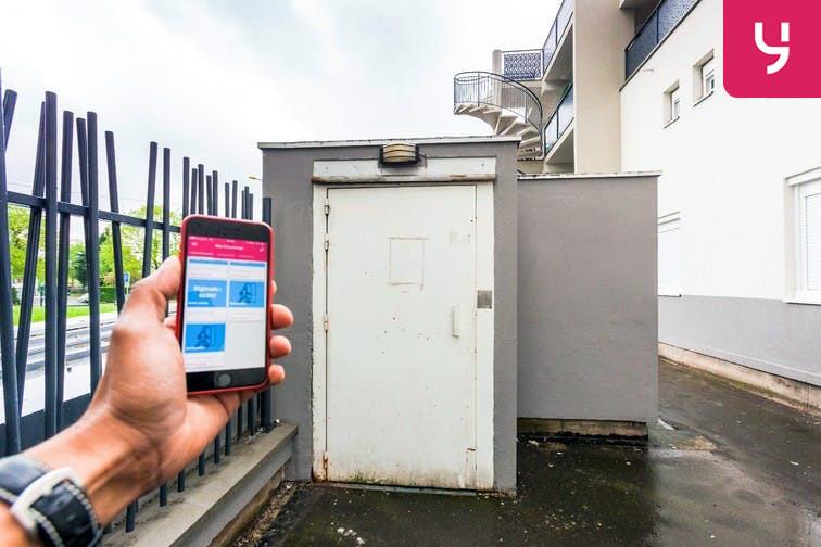 Parking Pasteur - La Francilienne - Villepinte (box) location mensuelle