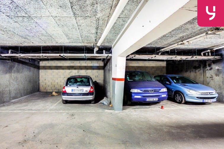 Parking Pasteur - La Francilienne - Villepinte (box) pas cher