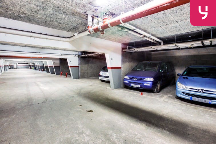 Parking Pasteur - La Francilienne - Villepinte (box) location