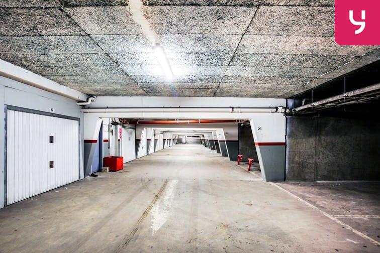 Parking Pasteur - La Francilienne - Villepinte (box) garage