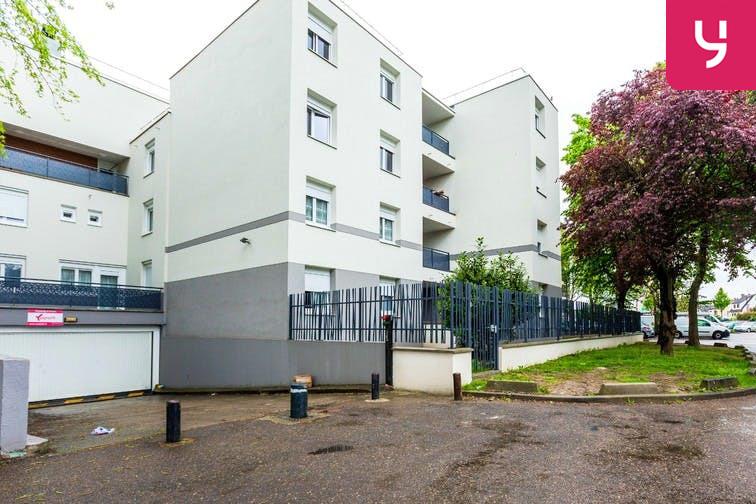 Parking Pasteur - La Francilienne - Villepinte (box) sécurisé