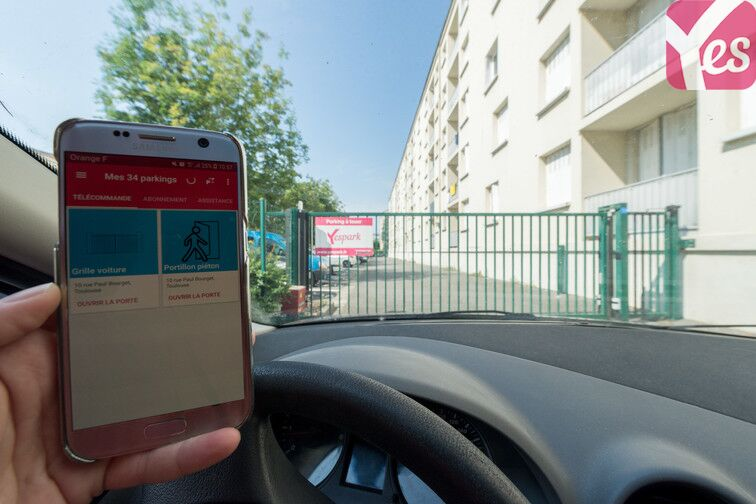 Location parking Saint-Michel - Saint-Agne - Toulouse