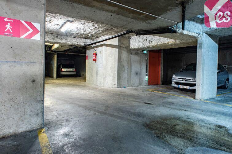 Parking Gare - Zone d'activités du Commandant Rolland - Le Bourget gardien