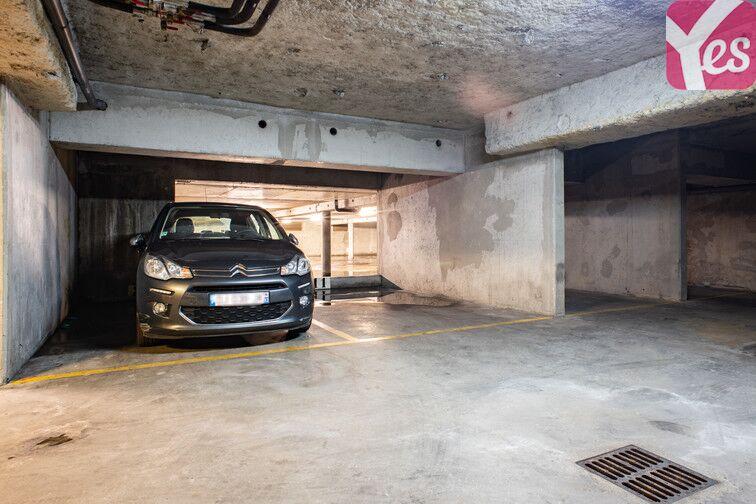 Parking Gare - Zone d'activités du Commandant Rolland - Le Bourget Le Bourget