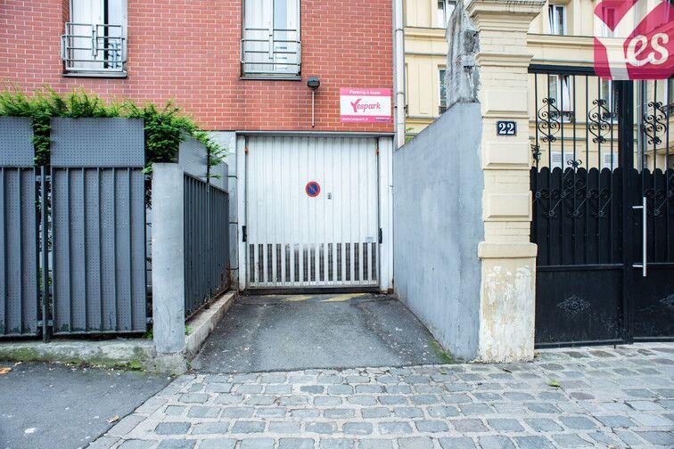 Parking Gare - Zone d'activités du Commandant Rolland - Le Bourget location mensuelle