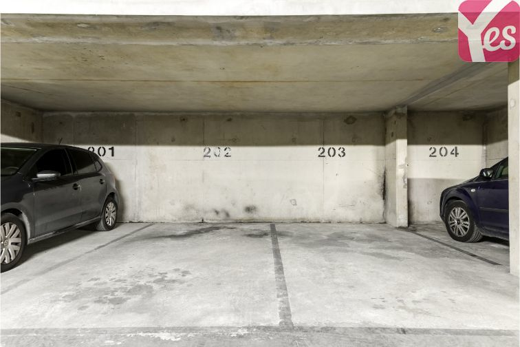 Parking Clichy - Les Batignolles 24/24 7/7