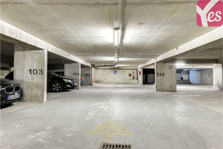location parking Clichy - Les Batignolles