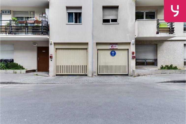 Parking Clichy - Les Batignolles souterrain