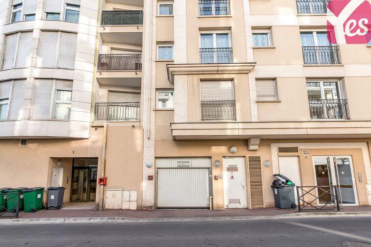 Parking Berny - Place du Général de Gaulle - Antony box