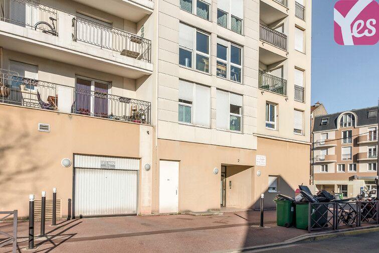 Parking Berny - Place du Général de Gaulle - Antony 1 rue du Nord