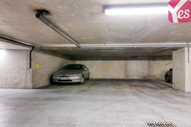Parking Berny - Place du Général de Gaulle - Antony pas cher