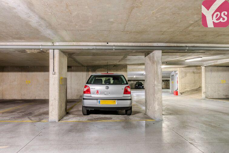 Parking Berny - Place du Général de Gaulle - Antony 92160