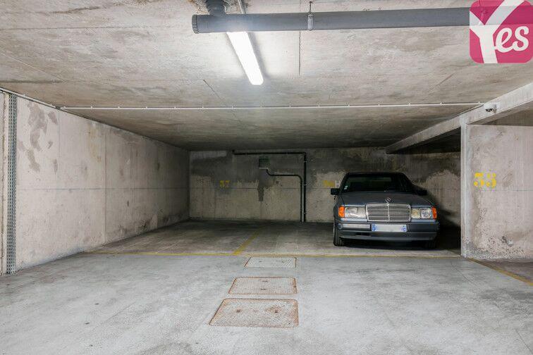 Parking Berny - Place du Général de Gaulle - Antony sécurisé