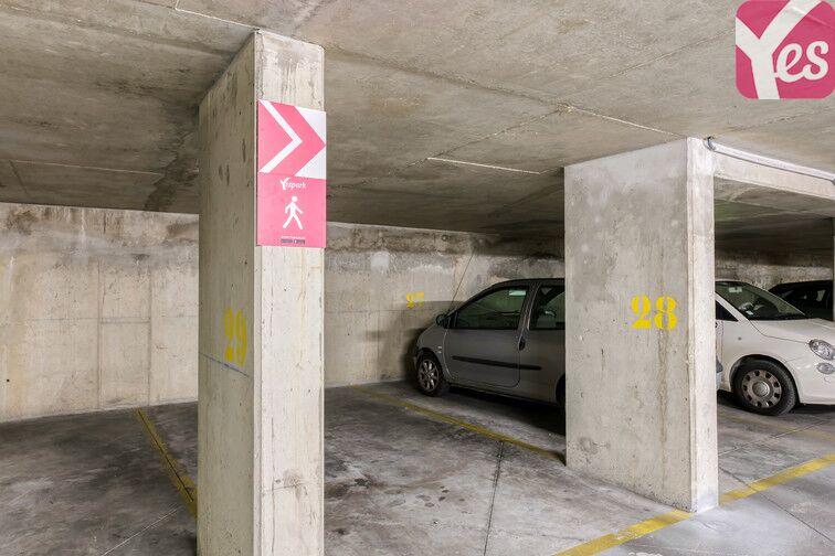 Parking Berny - Place du Général de Gaulle - Antony gardien