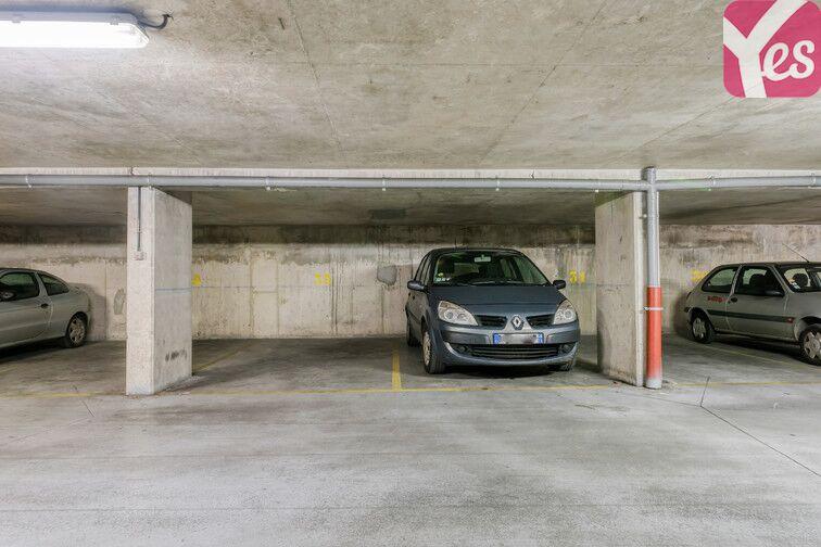 Parking Berny - Place du Général de Gaulle - Antony 24/24 7/7