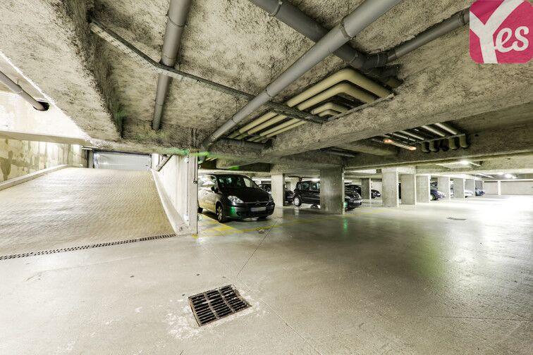 Parking Mairie d'Ivry souterrain