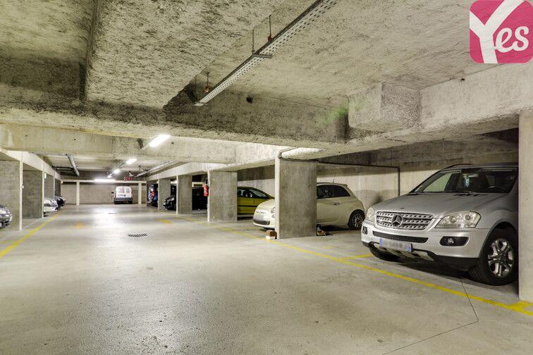 Parking Mairie d'Ivry en location