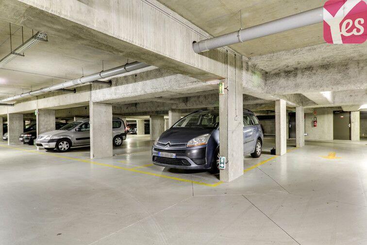 Parking Mairie d'Ivry avis