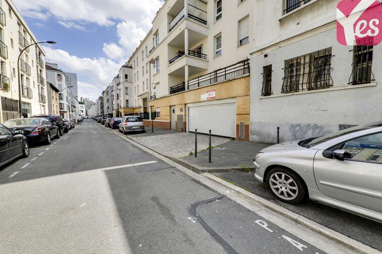 Parking Mairie d'Ivry 94200