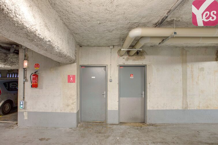 Parking Parc de la Mairie - Choisy-le-Roi 24/24 7/7