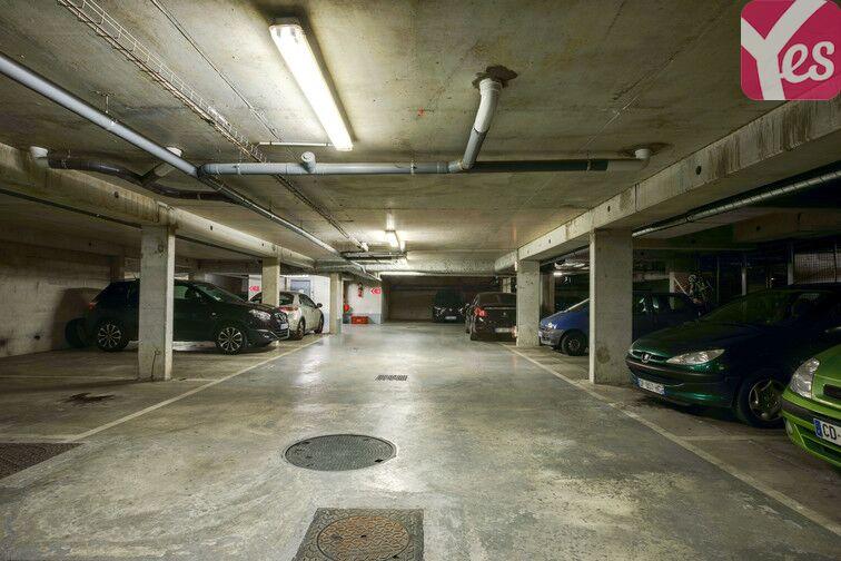 Parking Parc de la Mairie - Choisy-le-Roi gardien
