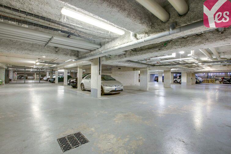 Parking Parc de la Mairie - Choisy-le-Roi garage