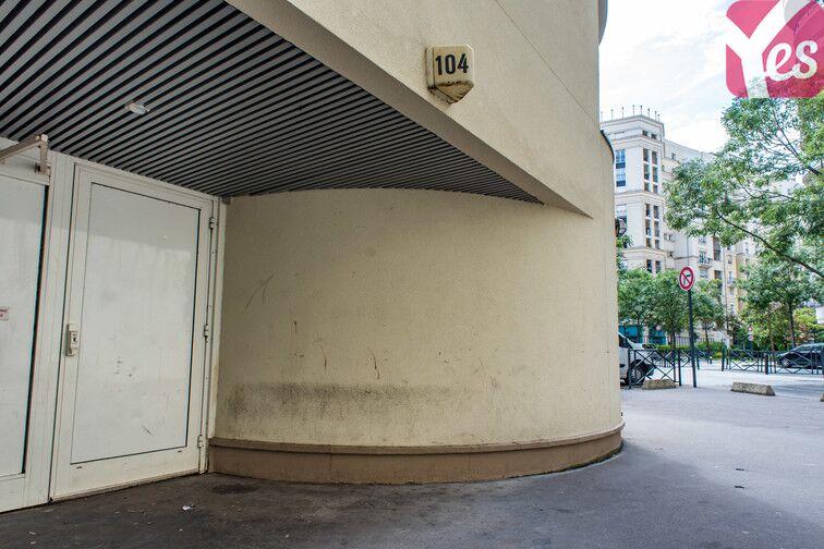 Parking La Défense - Puteaux - Courbevoie caméra