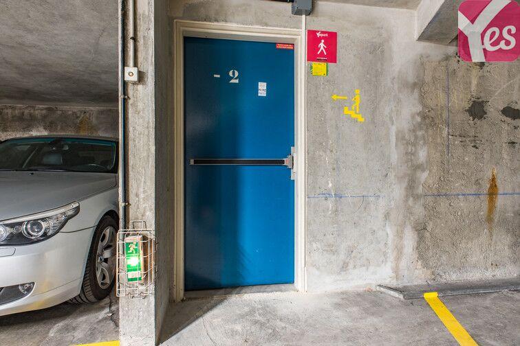 Parking La Défense - Puteaux - Courbevoie souterrain